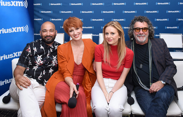 Vivien Killilea「SiriusXM's Entertainment Weekly Radio Broadcasts Live From Comic Con in San Diego」:写真・画像(0)[壁紙.com]
