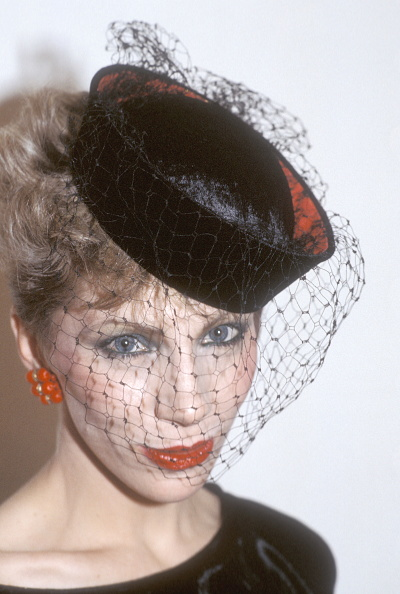 Fascinator「Angie Bowie On The Old Grey Whistle Test」:写真・画像(9)[壁紙.com]