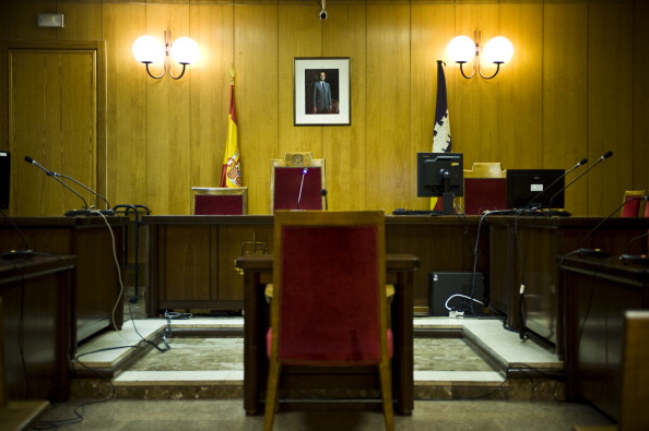 Courthouse「Inaki Urdangarin To Court」:写真・画像(3)[壁紙.com]