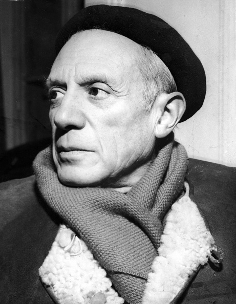 Beret「Portrait Of Picasso」:写真・画像(4)[壁紙.com]