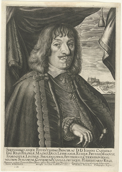 CG「Portrait Of John Ii Casimir Vasa 1609-1672」:写真・画像(3)[壁紙.com]