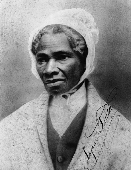 Black Civil Rights「Portrait Of Sojourner Truth」:写真・画像(14)[壁紙.com]