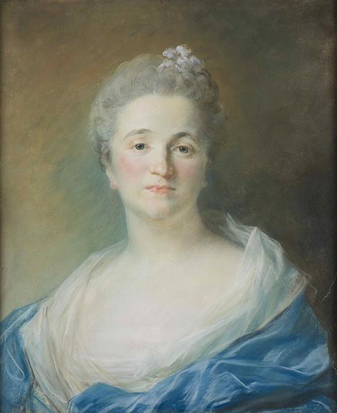Painting - Activity「Portrait Of Mme Michel De Grilleau」:写真・画像(4)[壁紙.com]