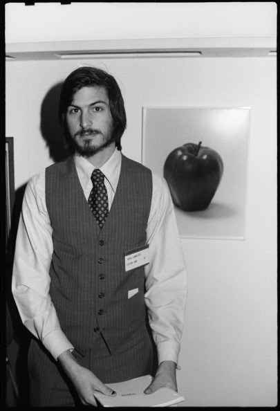 Steve Jobs「Steve Jobs At The West Coast Computer Faire」:写真・画像(8)[壁紙.com]