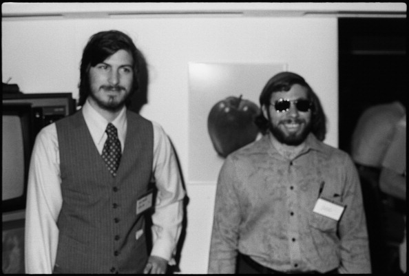 Steve Jobs「Jobs & Wozniak At The West Coast Computer Faire」:写真・画像(7)[壁紙.com]