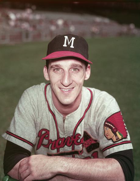 野球「Warren Spahn In Milwaukee Braves Uniform」:写真・画像(8)[壁紙.com]