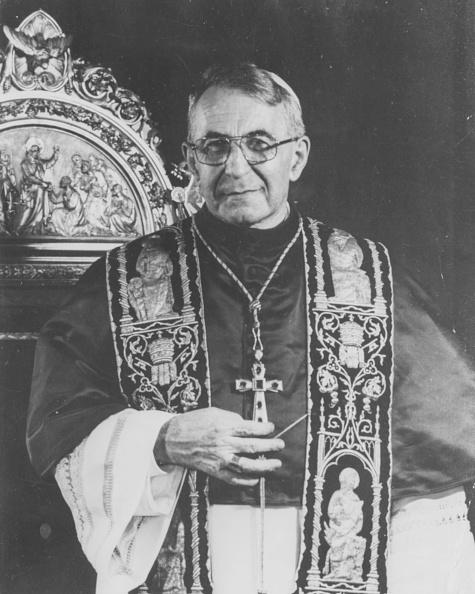 1人「Pope John Paul I」:写真・画像(17)[壁紙.com]