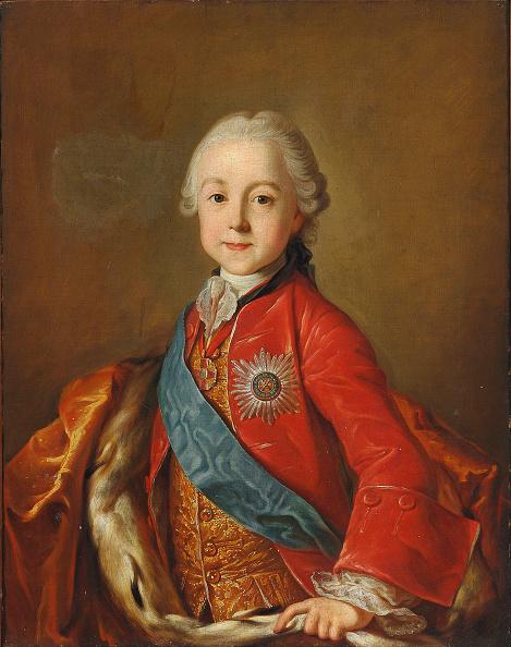 Grand Duke「Portrait Of Grand Duke Pavel Petrovich (1754-1801)」:写真・画像(4)[壁紙.com]