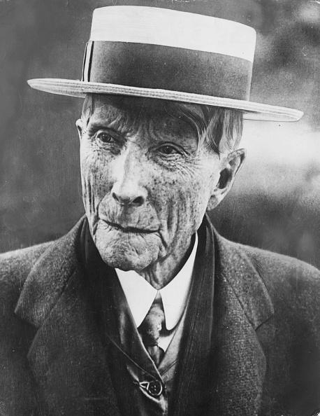 Philanthropist「John D Rockefeller」:写真・画像(18)[壁紙.com]