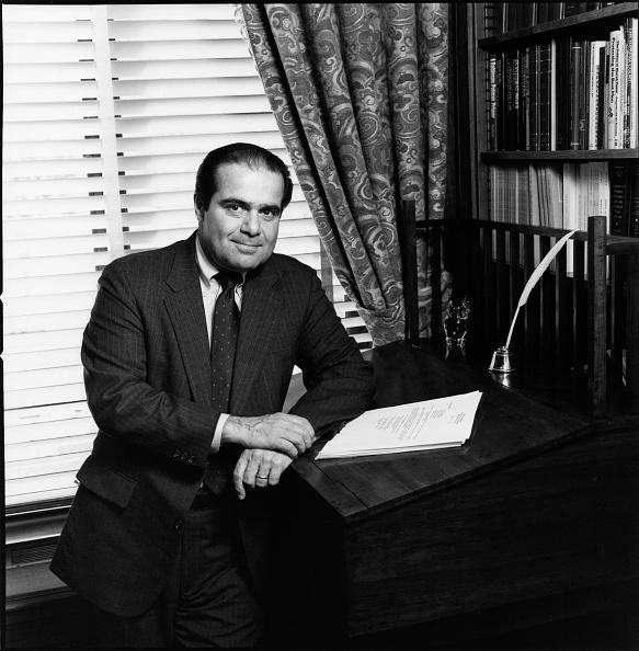 Three Quarter Length「Associate Justice Scalia At The US Supreme Court」:写真・画像(11)[壁紙.com]