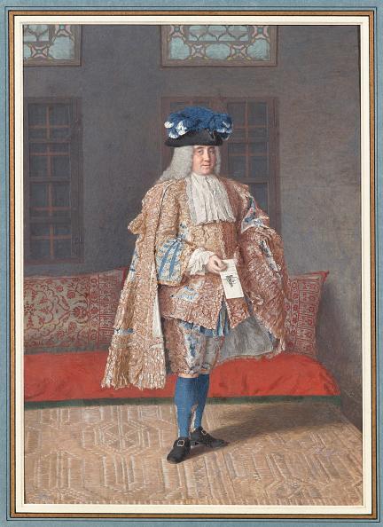 Painting - Activity「Portrait Of Corfitz Ulfeldt In An Ottoman Interior 1740-1741」:写真・画像(10)[壁紙.com]