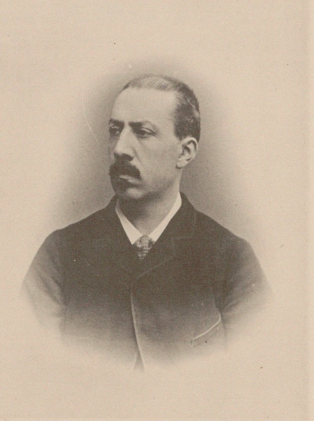 1870-1879「Portrait Of The Organist And Composer Charles-Marie Widor (1844-1937)」:写真・画像(3)[壁紙.com]