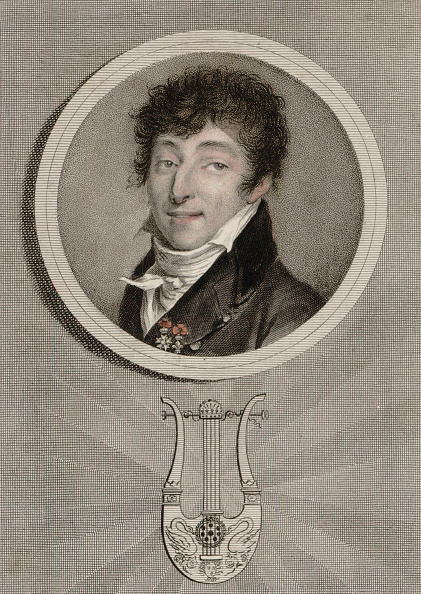 1820-1829「Portrait Of The Composer Henri-Montan Berton (1767-1844)」:写真・画像(10)[壁紙.com]