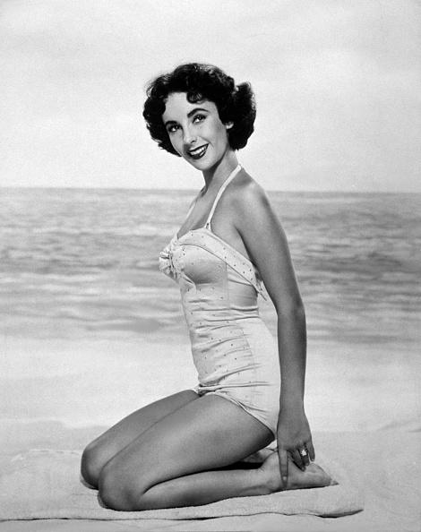 水着「Elizabeth Taylor」:写真・画像(9)[壁紙.com]