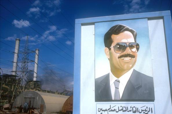 Saddam Hussein「Saddam In Power」:写真・画像(2)[壁紙.com]