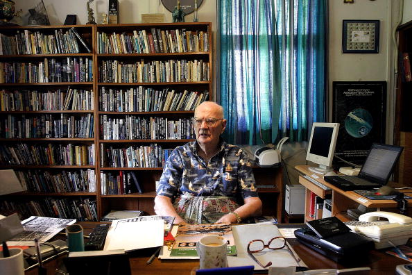 Imagination「Arthur C. Clarke」:写真・画像(9)[壁紙.com]
