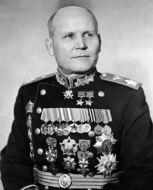 Marshal Ivan Koniev In Uniform:ニュース(壁紙.com)