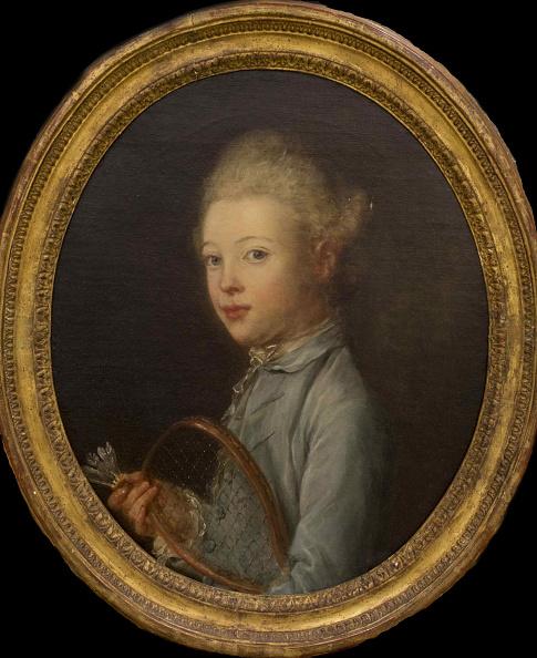 Painting - Activity「Portrait Of Pierre-Francois-Jean Du Cluzel」:写真・画像(3)[壁紙.com]