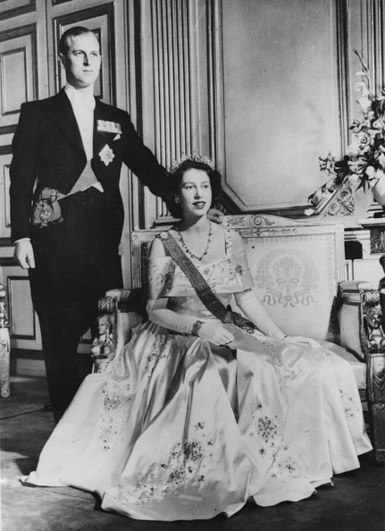 Prince Philip「Queen Elizabeth II And Prince Philip」:写真・画像(13)[壁紙.com]