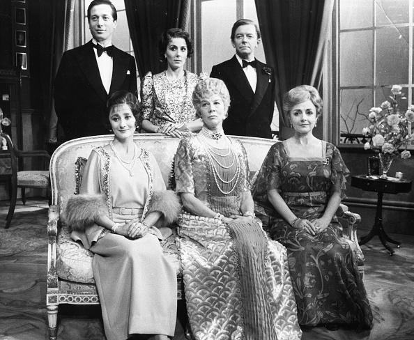 Theatre Royal Haymarket「The Cast Of Crown Matrimonial」:写真・画像(18)[壁紙.com]