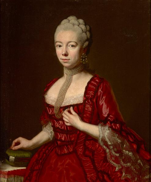 Painting - Activity「Portrait Of Baroness Sophia Katharina Von Brukenthal」:写真・画像(16)[壁紙.com]