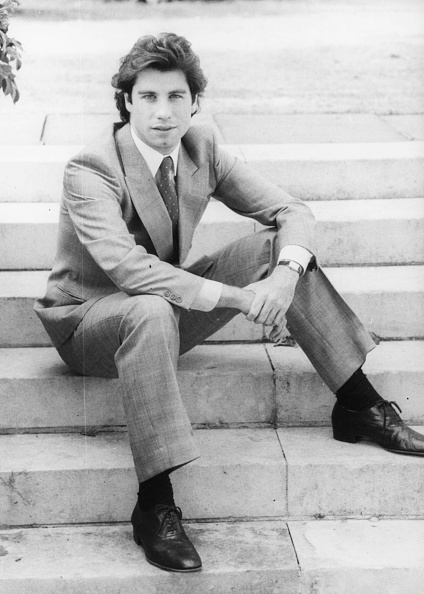 座る「John Travolta」:写真・画像(18)[壁紙.com]