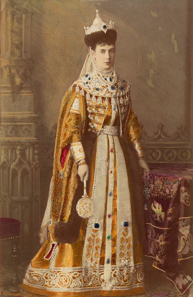 Arts Culture and Entertainment「Portrait Of Empress Maria Fyodorovna」:写真・画像(16)[壁紙.com]