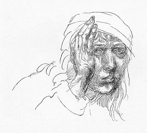 Hiding「'Portrait of Albrecht Durer when a boy.', c1491,」:写真・画像(13)[壁紙.com]