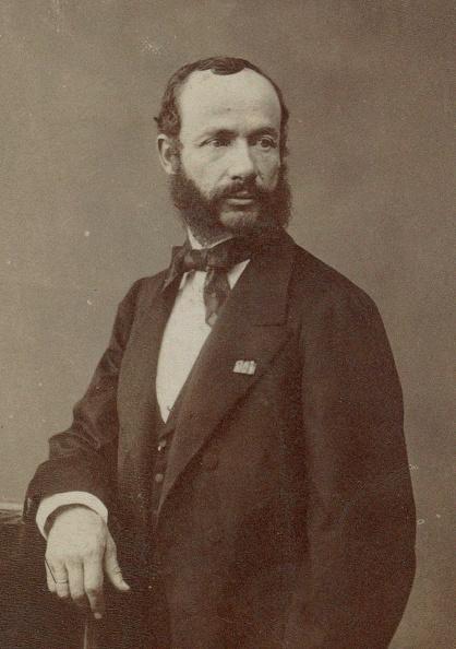 1870-1879「Portrait Of The Violinist And Composer Henri Vieuxtemps (1820-1881)」:写真・画像(5)[壁紙.com]