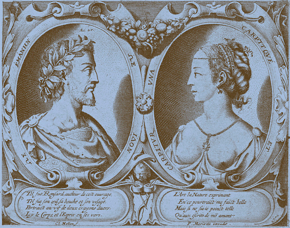 17th Century「Ronsard and Cassandra Salviati」:写真・画像(11)[壁紙.com]