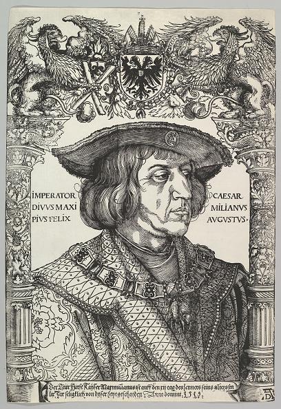 Patriotism「Portrait Of Emperor Maximilian I」:写真・画像(9)[壁紙.com]