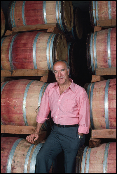 Vintner「Portrait Of Robert Mondavi」:写真・画像(14)[壁紙.com]