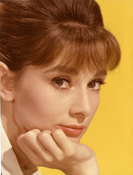 Portrait Of Audrey Hepburn:ニュース(壁紙.com)