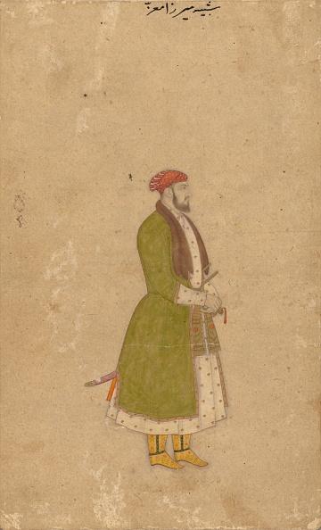 Empire「Portrait Of The Courtier Mirza Muizz」:写真・画像(14)[壁紙.com]