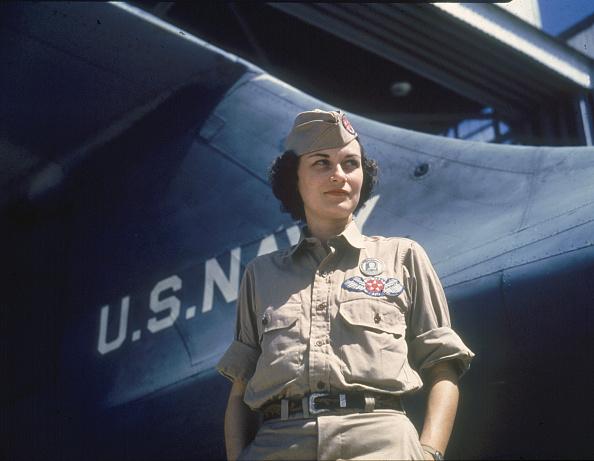 World War II「Eloise Ellis At Naval Air Station」:写真・画像(7)[壁紙.com]