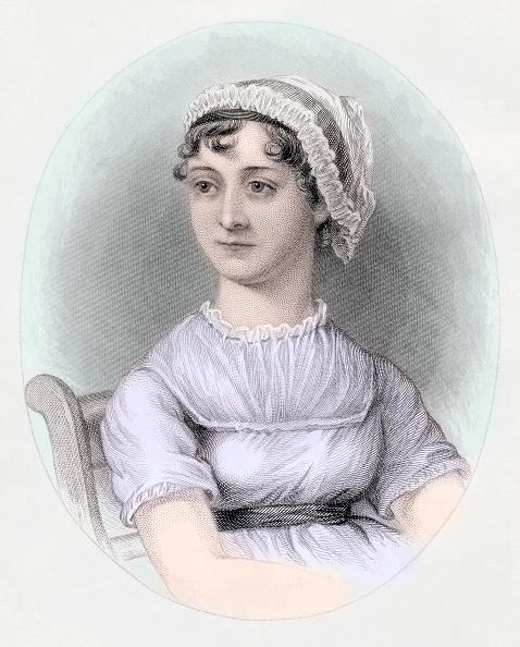 水彩画「Portrait Of Jane Austen」:写真・画像(17)[壁紙.com]