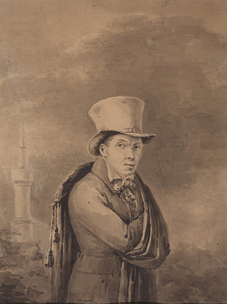 エンタメ総合「Portrait Of The Poet Viktor Grigoryevich Teplyakov 1804-1842」:写真・画像(1)[壁紙.com]