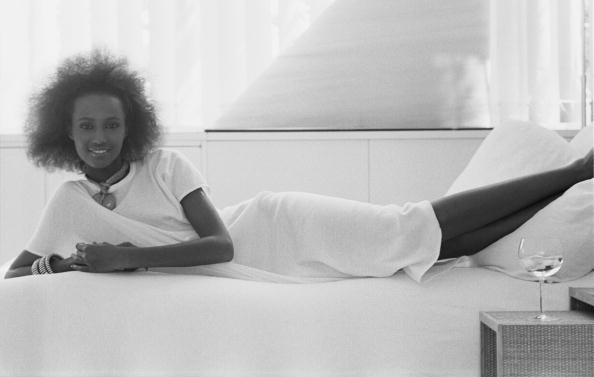 Vogue Magazine「Portrait Of Iman」:写真・画像(10)[壁紙.com]