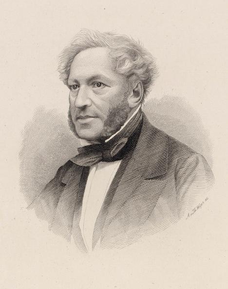 1870-1879「Portrait Of Pianist And Composer Ignaz Moscheles (1794-1870)」:写真・画像(8)[壁紙.com]