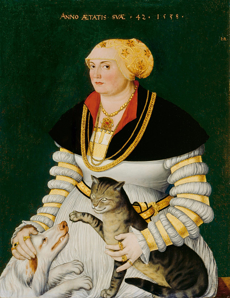 Painted Image「Portrait Of Cleophea Holzhalb」:写真・画像(15)[壁紙.com]