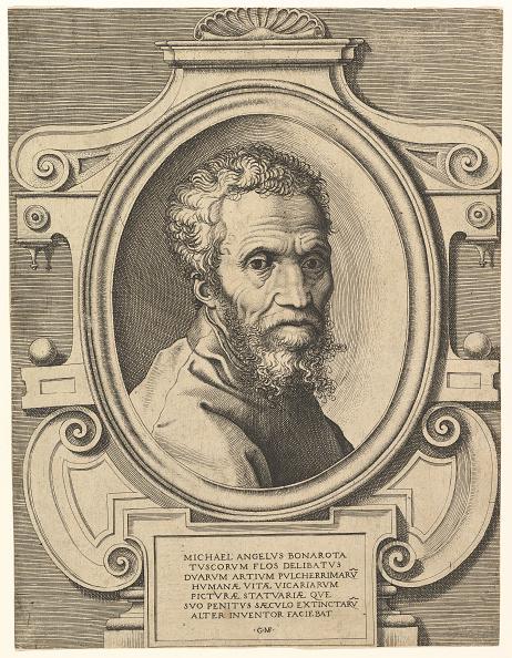 Michelangelo - Artist「Portrait Of Michelangelo」:写真・画像(11)[壁紙.com]