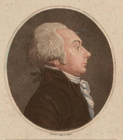 Chromolithograph「Portrait Of Jerôme Petion De Villeneuve 1756-1794」:写真・画像(2)[壁紙.com]