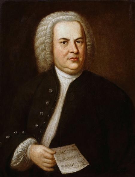 Portrait「Portrait Of Johann Sebastian Bach」:写真・画像(3)[壁紙.com]