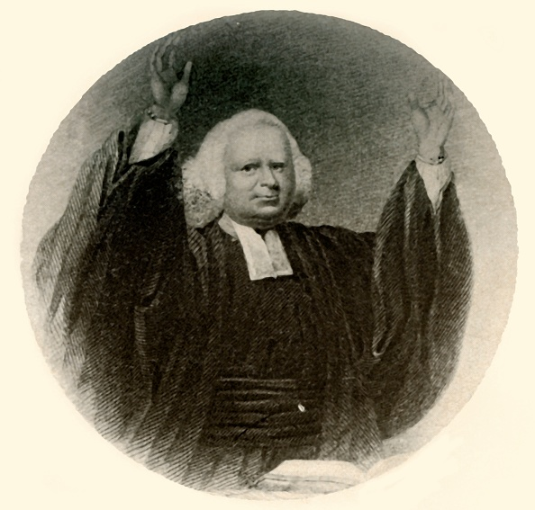 Human Limb「Portrait Of Rev George Whitefield In Gown And Wig Worn In New England」:写真・画像(3)[壁紙.com]