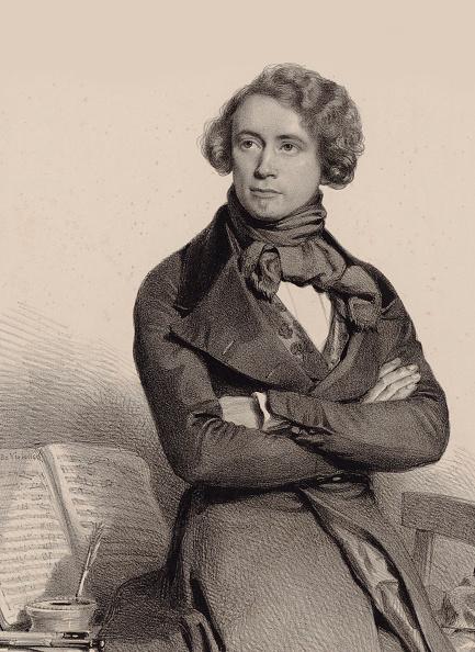 Neo-Classical「Portrait Of The Cellist And Composer Adrien-François Servais (1807-1866)」:写真・画像(15)[壁紙.com]