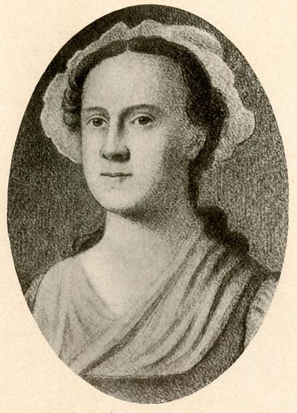 Bonnet「A Portrait Of Miss Hill Of Philadelphia」:写真・画像(4)[壁紙.com]