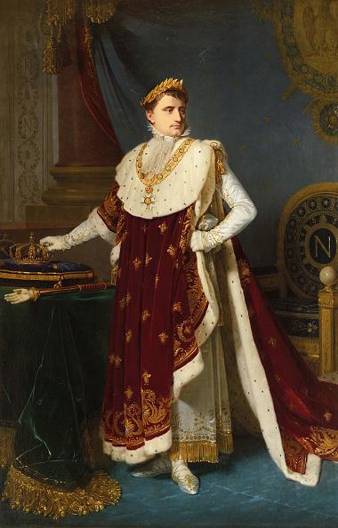 皇帝「Portrait Of Emperor Napoléon I Bonaparte (1769-1821)」:写真・画像(18)[壁紙.com]