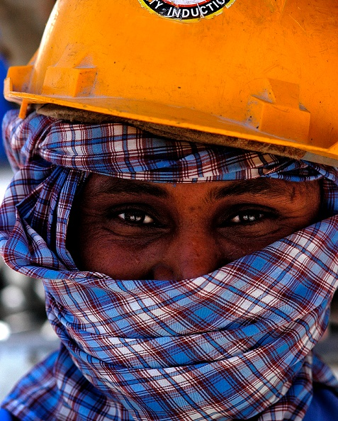 Employment And Labor「Portrait of Steel Fixer, New Air Terminal, Dubai, United Arab Emirates.」:写真・画像(18)[壁紙.com]