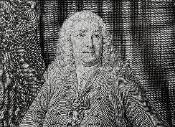 Etching「Portrait Of Count Jean Armand De L'Estocq (1692-1767)」:写真・画像(17)[壁紙.com]