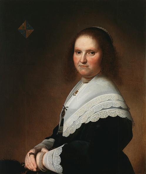 Painted Image「Portrait Of Anna Van Schoonhoven」:写真・画像(15)[壁紙.com]